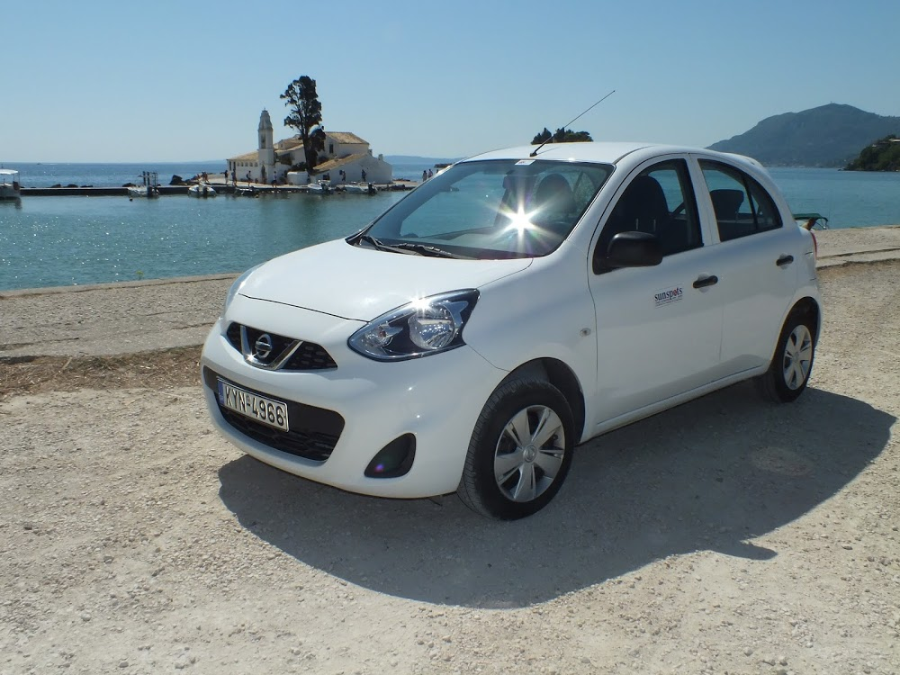 acharavi station corfu rentals sunspots cars