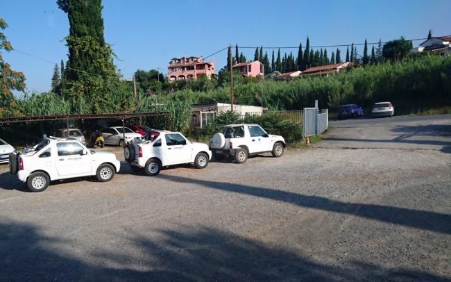 alepou station corfu rentals sunspots cars