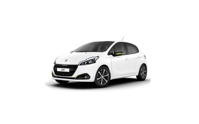 peugeuot 208 corfu rentals sunspots cars